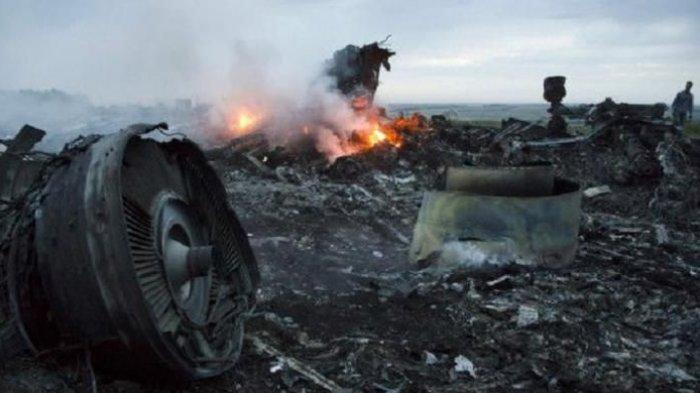 Rusi Tepis Tuduhan Rudal yang Hantam Pesawat Malaysia Airline MH17