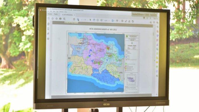 Pemkab Bogor Diminta Antisipasi Ancaman Bencana Banjir di Tengah Pandemi