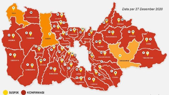 Sepekan Terakhir, 313 Warga Kabupaten Bogor Berhasil Sembuh dari Covid-19