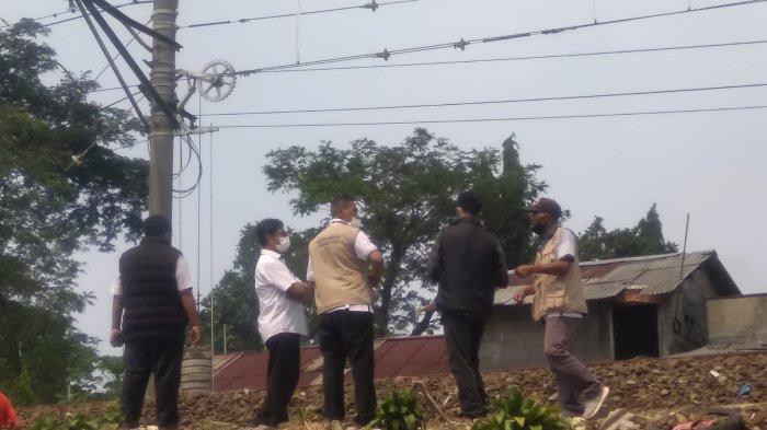 Ibu Rumah Tangga Tersambar Kereta di Bogor, Begini Kronologinya Menurut Saksi
