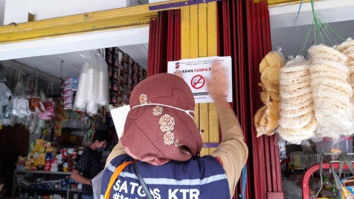 Sidak di Enam Kecamatan, Pelanggar Kawasan Tanpa Rokok Akan Dikenakan Tindak Pidana Ringan