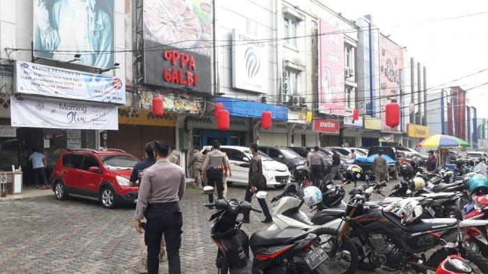 Sidak Penerapan PPKM Darurat, Petugas Gabungan Datangi Perkantoran dan Rumah Makan di Bogor
