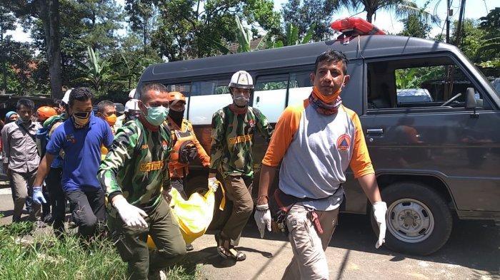 Bocah yang Hanyut di Sungai Ciliwung Kota Bogor Ditemukan Meninggal Dunia