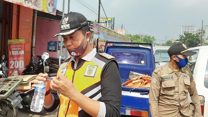 Warga di Parung Tak Pakai Masker Dihukum Masuk Mobil Jenazah, Camat : Jumlah Pelanggar Menurun