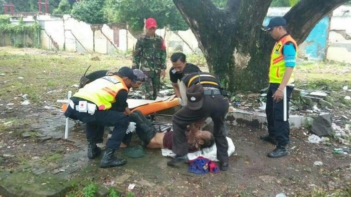 Kota Bogor Jadi Sarang Gelandangan untuk Bertahan Hidup, Kondisinya Banyak yang Sakit