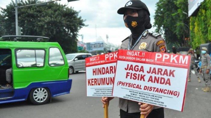 Kota Bogor Terapkan Pembatasan Kegiatan Masyarakat Mulai Hari Ini, Ini 7 Poin Pentingnya