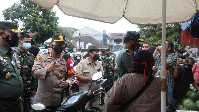Bawa Tim Pemburu Pelanggar PPKM, Forkompinda Jaring Pelanggar PPKM di Kota Bogor