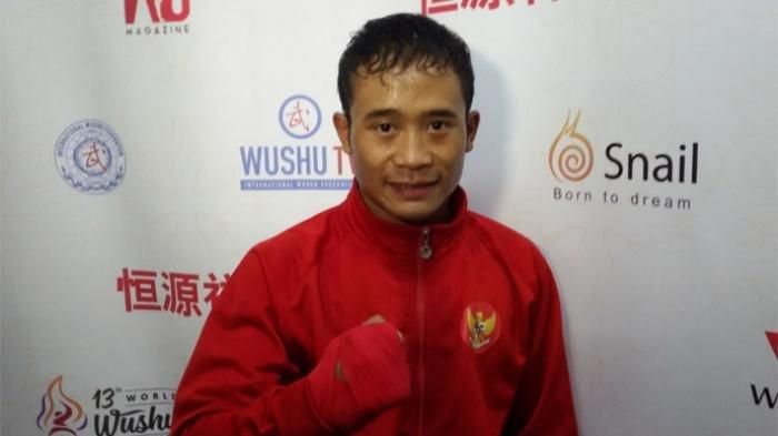 Indonesia Tambah Koleksi Dua Medali Perunggu Dari Cabor Wushu di Asian Games 2018