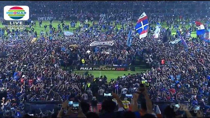 DAFTAR LENGKAP Peraih Penghargaan Piala Presiden 2019 - The Jakmania Suporter Terbaik