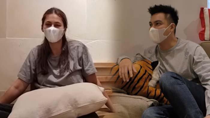 Paula Verhoeven Positif Covid-19, Baim Wong Syok Sempat Dipijat Penderita Corona : Saya Hoki Banget
