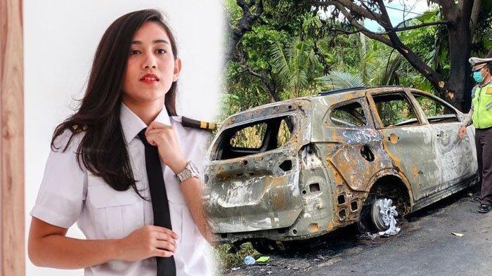Kronologi Pilot Athira Farina Alami Kecelakaan, Mobil Tabrak Pohon Lalu Hangus Terbakar