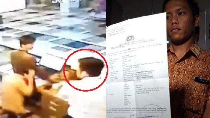 Video Pilot Lior Air Pukul Pegawai Hotel Jadi Viral, Pelaku Langsung Ditahan dan Jadi Tersangka