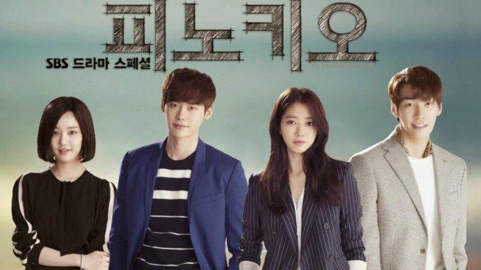 Drama Korea Terbaru Pinocchio, Tayang di NET TV,  Dibintangi Park Shin Hye dan Lee Jong Suk