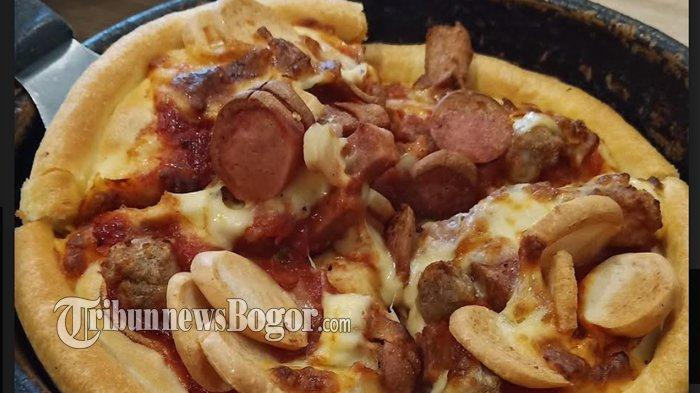 Santap Pan Pizza Meat Lovers di Pizza Hut, Dagingnya Siap Memenuhi Mulut