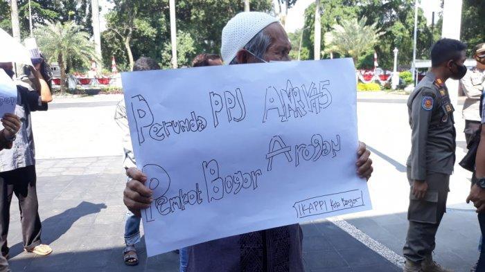 Pedagang di Bogor Demo Karena Penggusuran, Perumda PPJ: Bukan Digusur Tapi Relokasi
