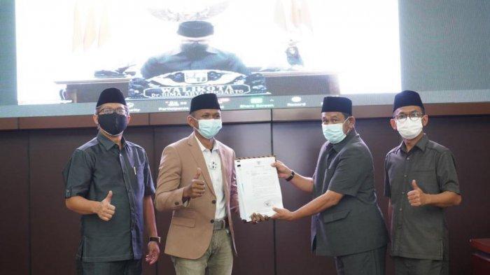 Wali Kota Bogor Sampaikan Rancangan KUA/PPAS 2022, APBD Fokus Penanganan Covid-19