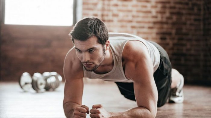 Ini 6 Variasi Olahraga untuk Mengecilkan Perut Buncit, Dari Plank Hingga Sit Up
