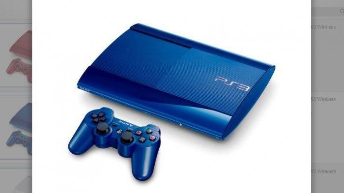 Spesifikasi dan Harga Playstation Terbaru - Dari PS 3 Hingga PS 4 Pro Jet Black