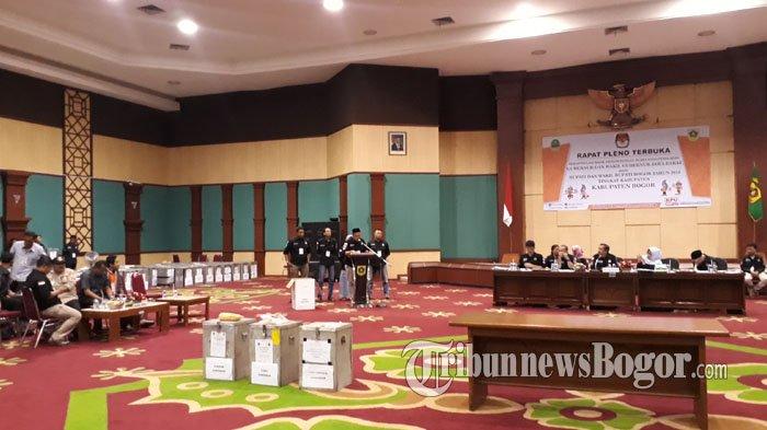 Ada Indikasi Pelanggaran Etik, Panwaslu Kabupaten Bogor Panggil PPK Pasca Digelarnya Pleno KPU