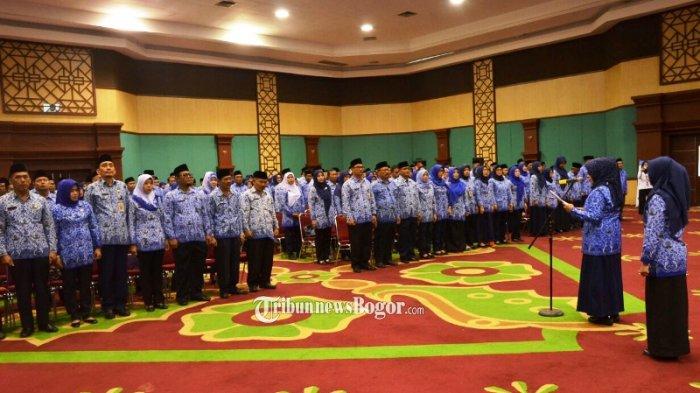 Tak Disiplin, Dua PNS di Kabupaten Bogor Dipecat