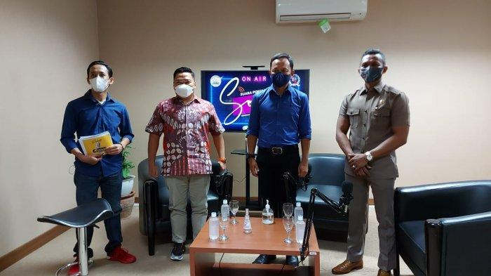 Di Podcast Pokwan DPRD, Bima Arya Sebut Ganjil Genap Sukses Turunkan Kasus Covid-19 di Kota Bogor