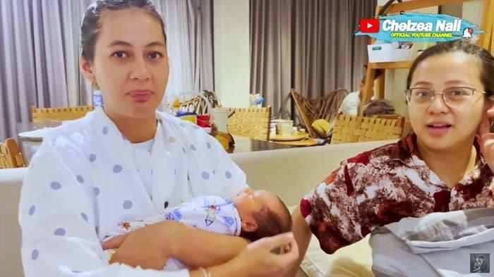 Gemas Lihat Wajah Bule Ponakannya, Paula Verhoeven Sewot Dipanggil Seperti Ini : Heh Aunty Tabok Ya