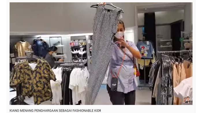 Kagetnya Paula Verhoeven Lihat Harga Baju Anak, Istri Baim Wong Bandingkan dengan Pakaian Dewasa