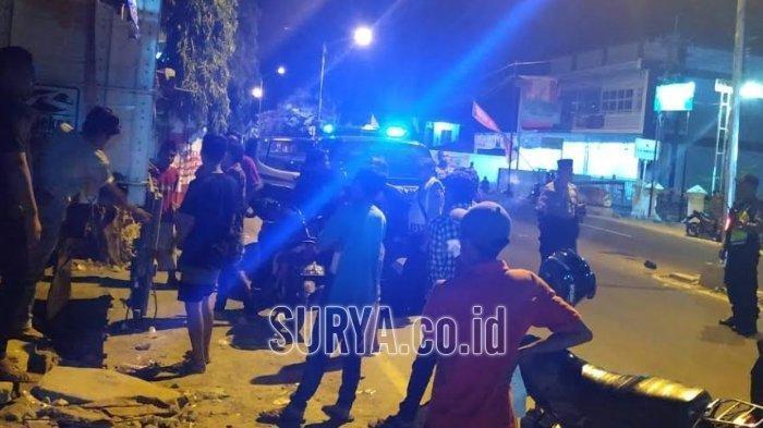 Polisi Bubarkan Konvoi dan Pesta Musik saat Pergantian Malam Tahun Baru, Ada yang Jadi 'Tuyul'