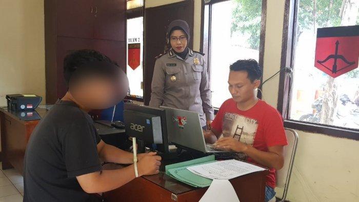 Polisi Sebut Pemuda Pelaku Curanmor di Bogor Merupakan ''Pemain Handphone''