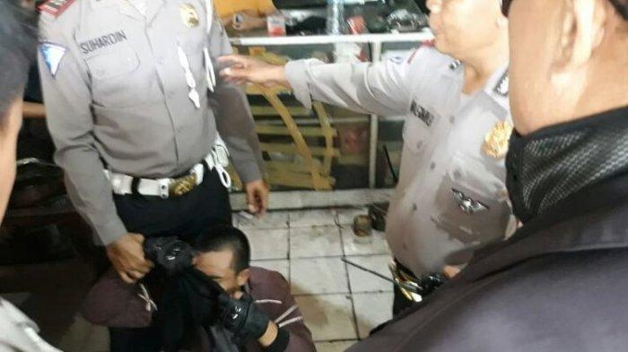 Kesal dengan Pengendara yang Lawan Arus, Bocah 13 Tahun Nyamar Jadi Polisi di Ciputat
