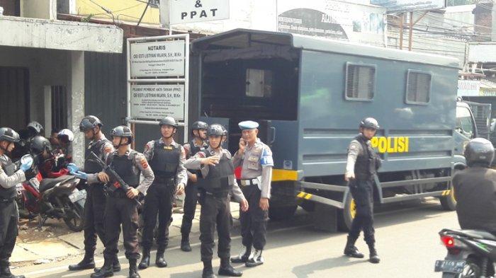 Polisi Telusuri Sumber Dana Kelompok Terduga Teroris Pak Jenggot di Bogor