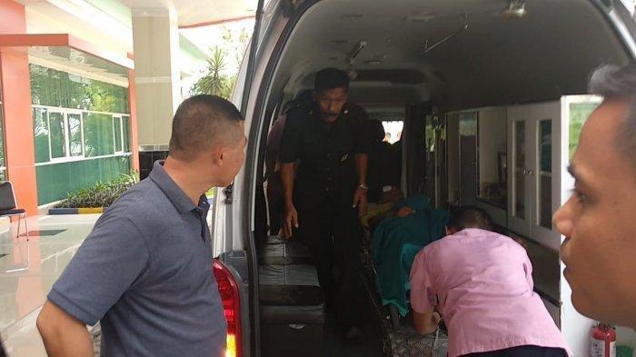 Pos Polisi Lamongan Diserang, Bripka A Berhasil Tangkap Pelaku Meski Matanya Kena Ketapel