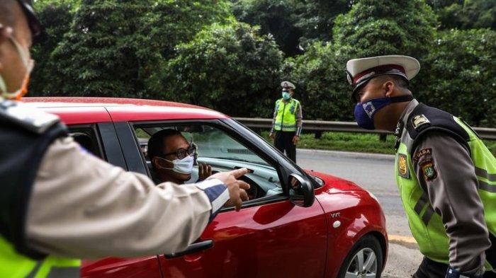 Anies Keluarkan Aturan Baru, Warga yang Tidak Punya Surat Izin Dilarang Masuk atau Keluar Jakarta