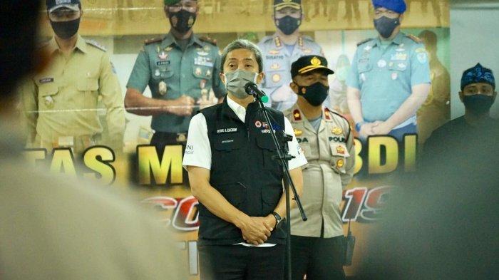 Pimpin Apel Polisi RW, Wakil Wali Kota Bogor : Tetap Ingatkan Warga Prokes Ketat