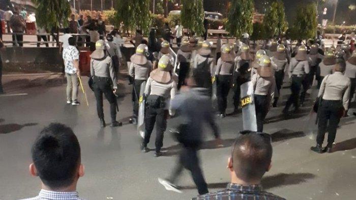 Diduga Picu Kericuhan di Jalan Gatot Subroto, Polisi Amankan 7 Pemuda