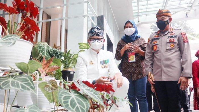 Bantu Pulihkan Ekonomi saat Pandemi Covid, Polisi Sahabat UMKM Diluncurkan
