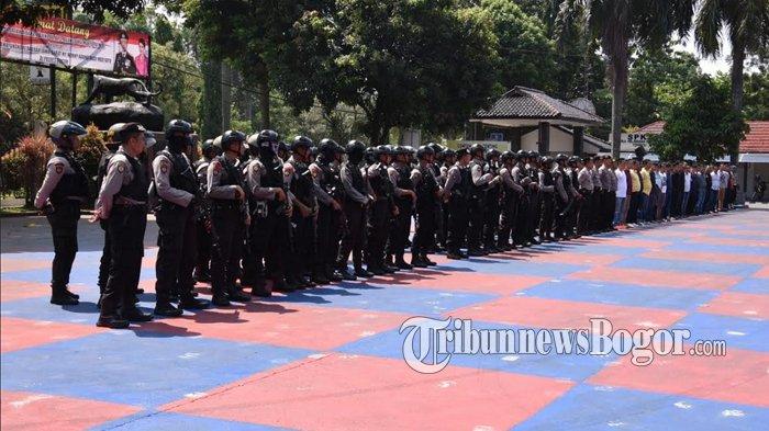 Jamin Kelancaran Pilkada Bogor, 1 Anggota Polisi Akan Jaga 8 TPS Sekaligus