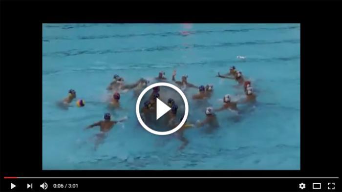 Video Keributan di Arena Polo Air PON XIX Jawa Barat, Pemain dan Petugas Baku Hantam