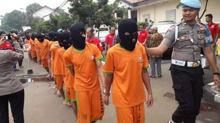 Beraksi di 80 TKP Bogor, Pelaku Maling Motor Ini Mampu Gasak Motor dalam Hitungan Detik