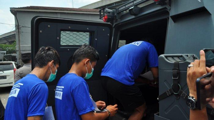 Polresta Bogor Kota menangkap enam oknum anggota Ormas yang diduga akan melakukan aksi pengrusakan di Kota Bogor.
