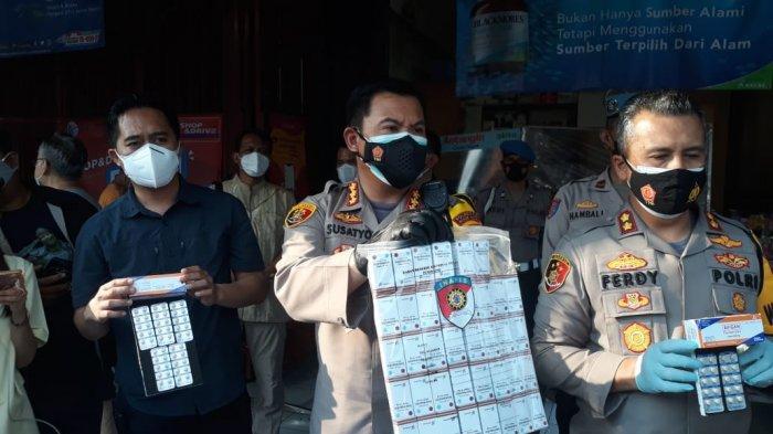 Dituding Jadi Spekulan Obat Anti Virus, Pemilik dan Karyawan Apotek di Bogor Diperiksa Polisi