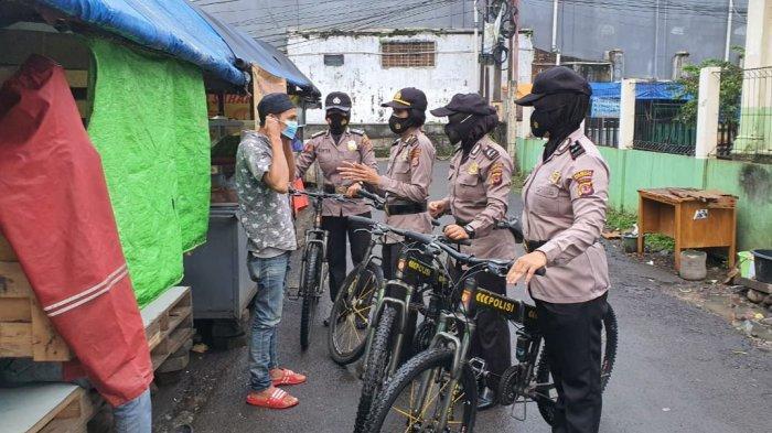 Minggu Pertama Puasa di Kota Bogor Mulai Muncul Kerumunan, 41 Polwan Ramadhan Dikerahkan