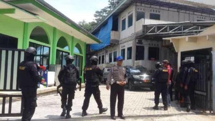 Ketua MUI Sebut Ponpes yang Diduga Terkait ISIS Ini Tidak Berizin
