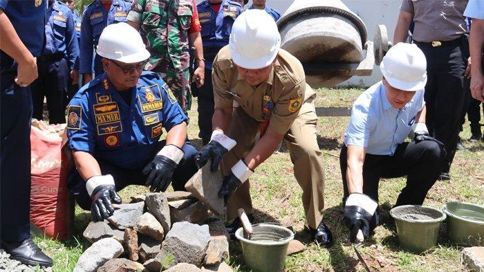 Pemkab Bogor Bangun Pos Damkar Baru di Citeureup