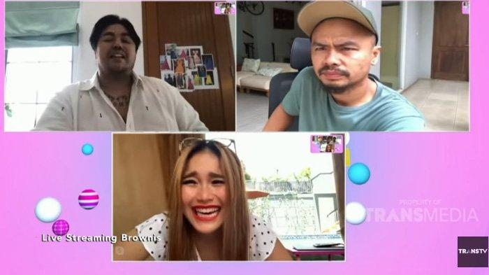 Ivan Gunawan Kaget, Ayu Ting Ting Mendadak Pose Begini saat Live, Wendy : Kayak Kuis Tengah Malam