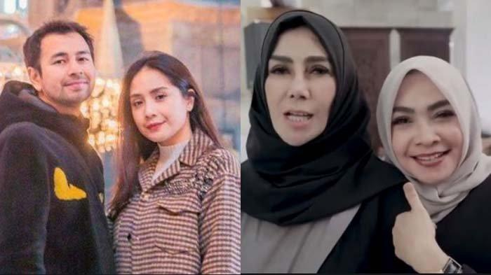 Positif Covid-19, Mama Rieta sempat pamer keakraban dengan Mama Amy, ibunda Raffi Ahmad