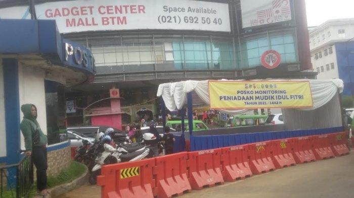 Belaku Mulai Besok, Ini 6 Titik Pos Penyekatan Mudik di Kota Bogor