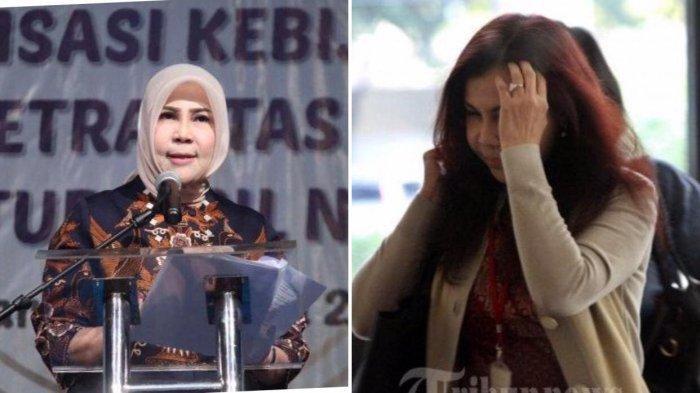 Potret Istri Nurhadi yang Ikut Diciduk KPK, Bukan Orang Sembarangan dan Punya Jabatan Khusus