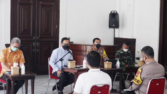 Evaluasi PPKM Darurat di Kota Bogor, Satgas Covid-19 Berlakukan Lagi Aturan Ganjil Genap