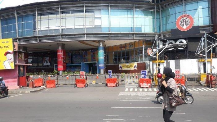 Kondisi dan Situasi Pusat Kota Bogor Hari Pertama PPKM Darurat, Mal dan Tempat Wisata Tutup
